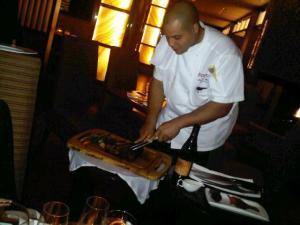 Chef Edison Mays